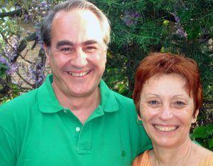 Daniel Rubio con Anne