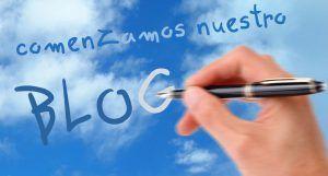 comenzamos blog